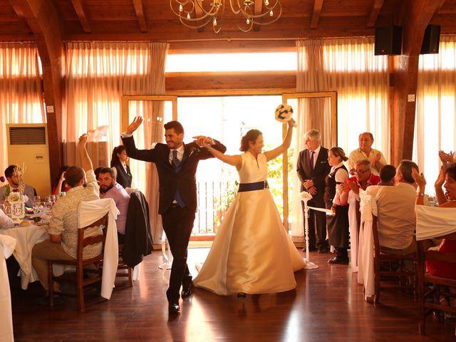 La boda de Juan Alberto y Marta en Sax, Alicante 5