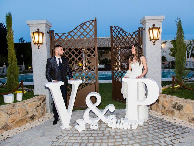 La boda de Víctor y Patricia en Illescas, Toledo 1