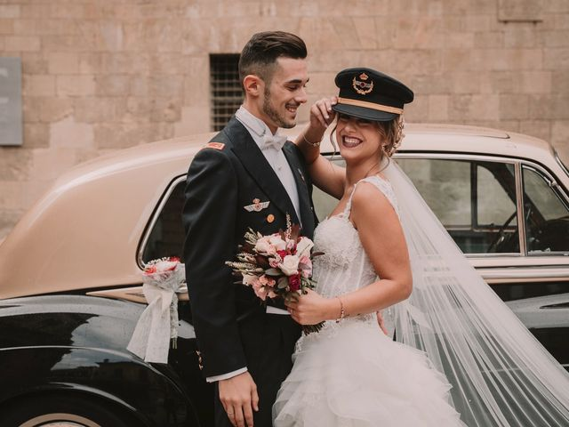 La boda de Yolanda y Tomas