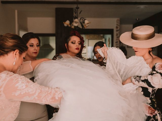 La boda de Tomas y Yolanda en El Puntal (Espinardo), Murcia 11
