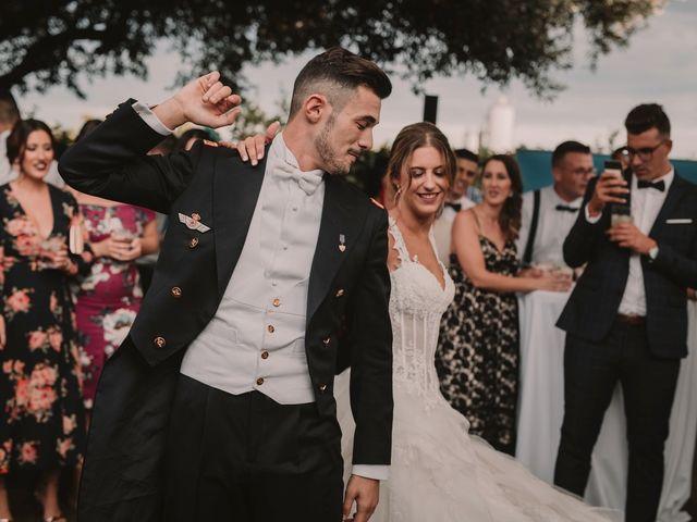 La boda de Tomas y Yolanda en El Puntal (Espinardo), Murcia 40