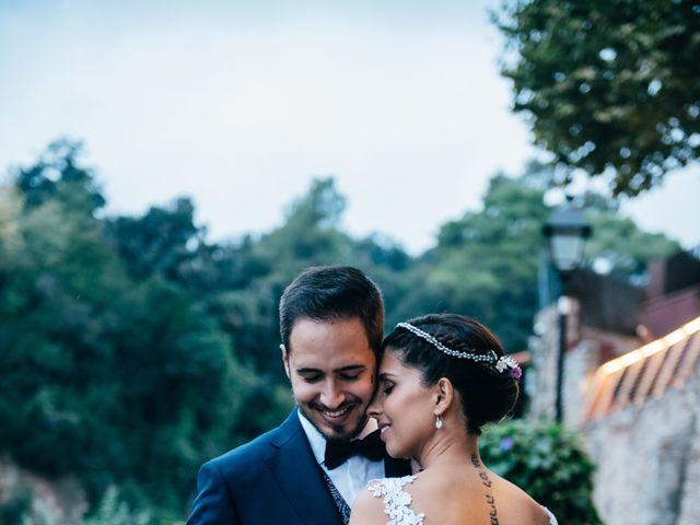 La boda de Enric y Marian en Caldes De Montbui, Barcelona 1