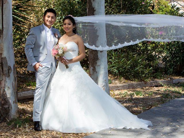 La boda de Dina y Tito Antonio
