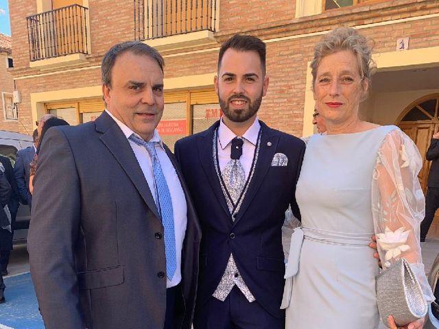 La boda de Fernando y Alicia en Cariñena, Zaragoza 8