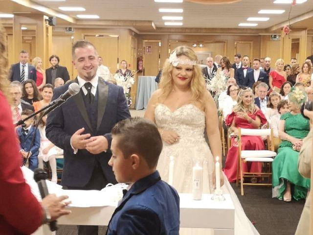 La boda de Beatriz y Cristian en Toledo, Toledo 1
