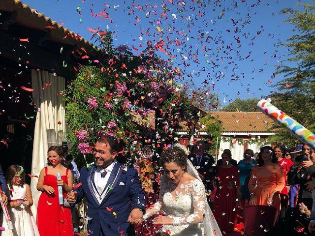La boda de Jose  y Marta en Sanlucar La Mayor, Sevilla 1