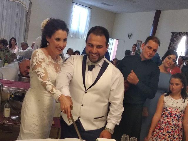 La boda de Jose  y Marta en Sanlucar La Mayor, Sevilla 6