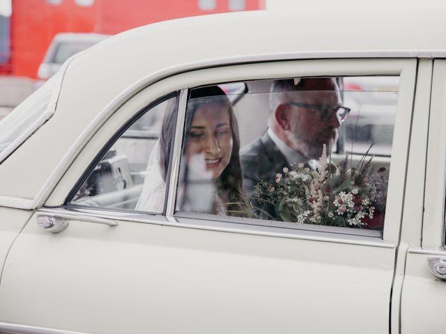 La boda de Paul y Faye en Barcelona, Barcelona 22