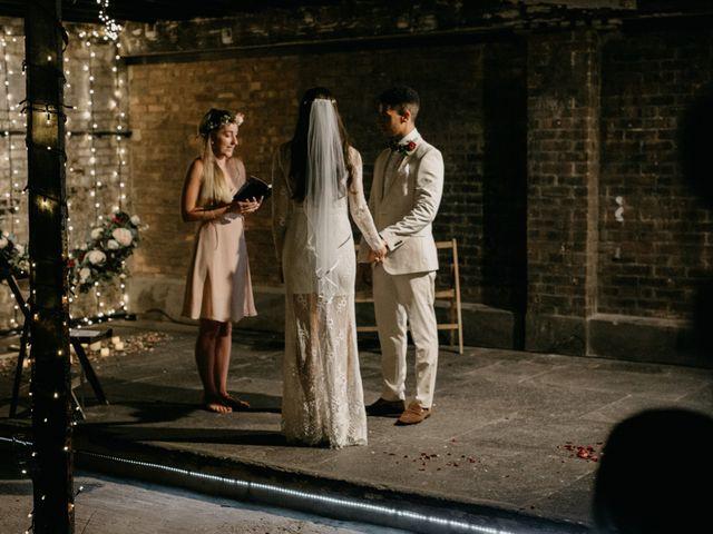 La boda de Paul y Faye en Barcelona, Barcelona 25