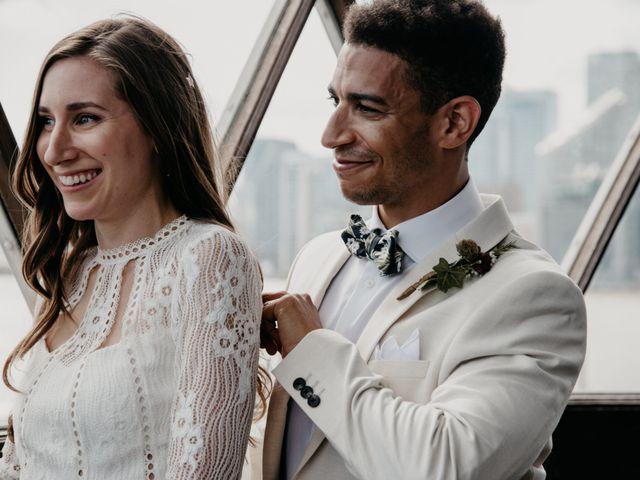 La boda de Paul y Faye en Barcelona, Barcelona 37