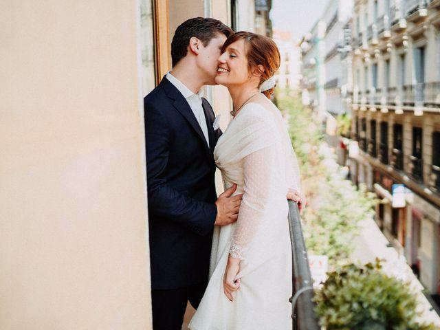 La boda de Inês y André