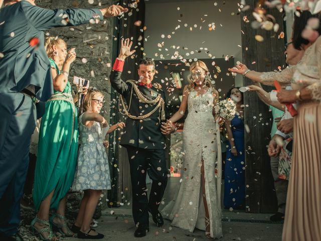 La boda de Mónica y Juanma