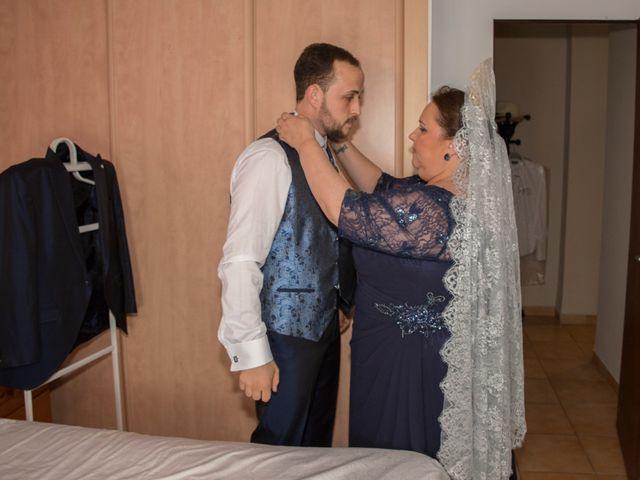 La boda de Ángel y Rocío en Coin, Málaga 2