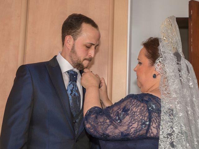 La boda de Ángel y Rocío en Coin, Málaga 3