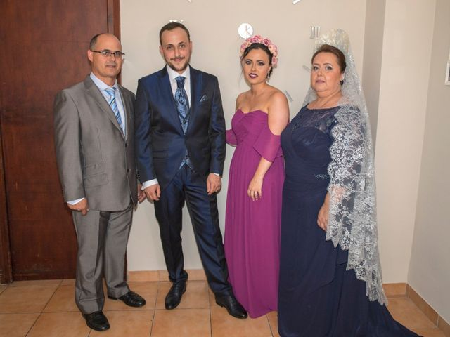 La boda de Ángel y Rocío en Coin, Málaga 4