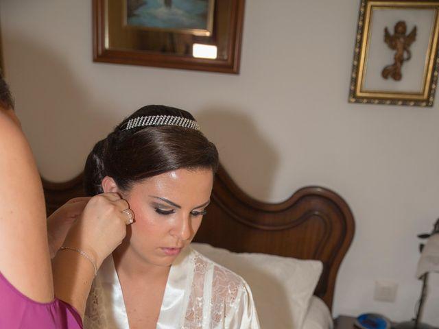La boda de Ángel y Rocío en Coin, Málaga 8