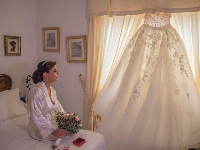 La boda de Ángel y Rocío en Coin, Málaga 9