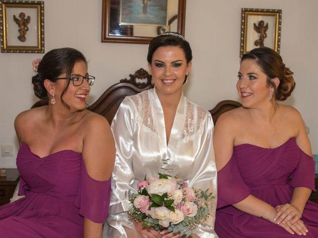 La boda de Ángel y Rocío en Coin, Málaga 13