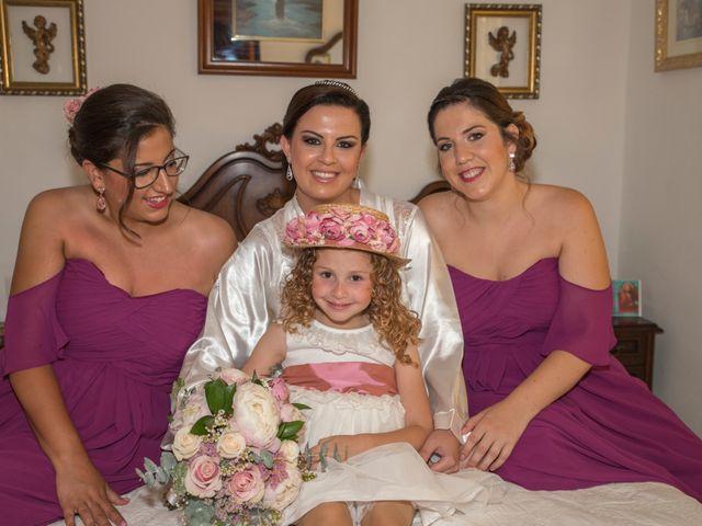 La boda de Ángel y Rocío en Coin, Málaga 14
