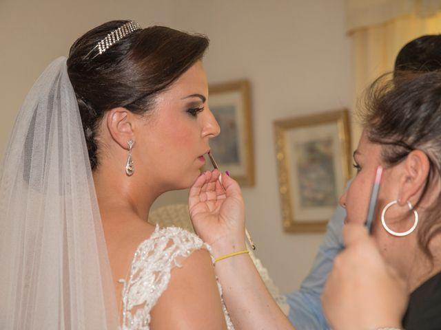La boda de Ángel y Rocío en Coin, Málaga 16