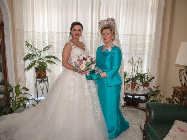 La boda de Ángel y Rocío en Coin, Málaga 18