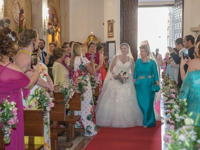 La boda de Ángel y Rocío en Coin, Málaga 25