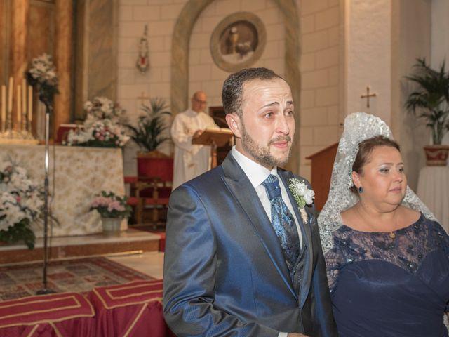 La boda de Ángel y Rocío en Coin, Málaga 30