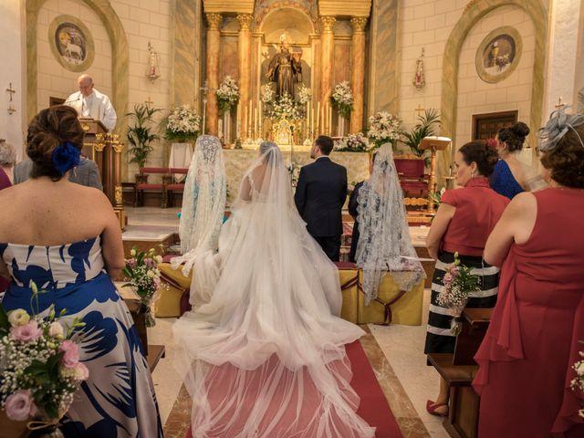 La boda de Ángel y Rocío en Coin, Málaga 31