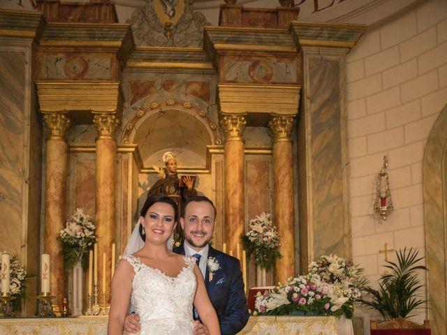 La boda de Ángel y Rocío en Coin, Málaga 33