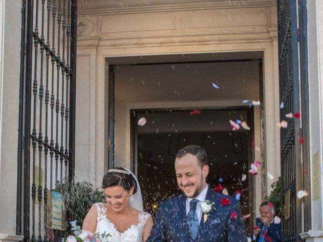 La boda de Ángel y Rocío en Coin, Málaga 34