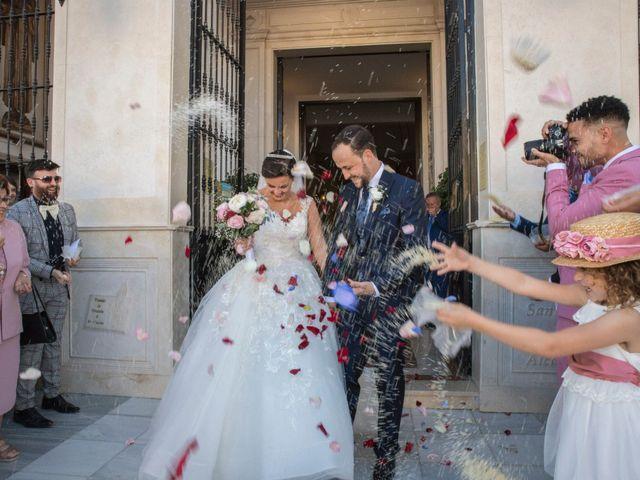 La boda de Ángel y Rocío en Coin, Málaga 35