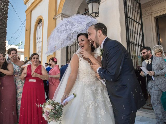 La boda de Ángel y Rocío en Coin, Málaga 36