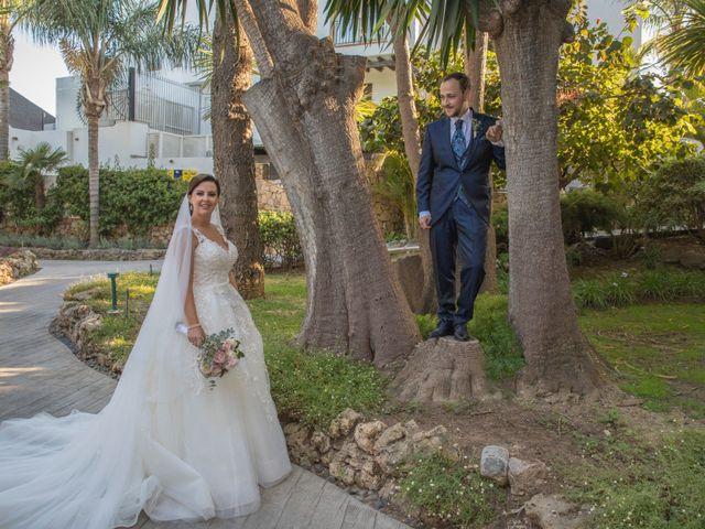La boda de Ángel y Rocío en Coin, Málaga 37