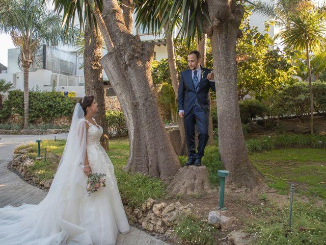 La boda de Ángel y Rocío en Coin, Málaga 38