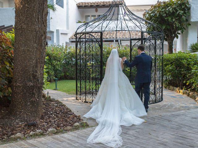La boda de Ángel y Rocío en Coin, Málaga 40