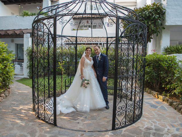 La boda de Ángel y Rocío en Coin, Málaga 41