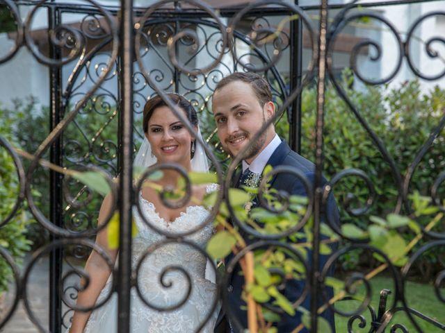 La boda de Ángel y Rocío en Coin, Málaga 42