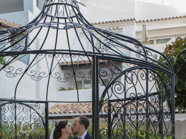 La boda de Ángel y Rocío en Coin, Málaga 43