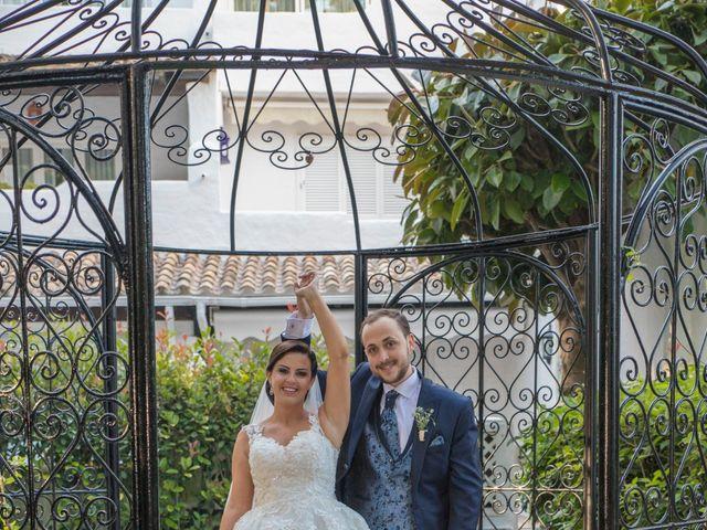 La boda de Ángel y Rocío en Coin, Málaga 44