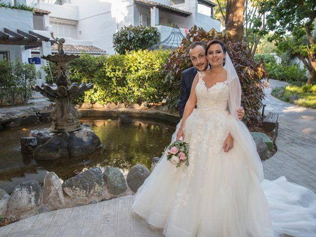 La boda de Ángel y Rocío en Coin, Málaga 45