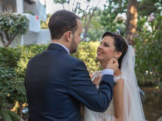 La boda de Ángel y Rocío en Coin, Málaga 47