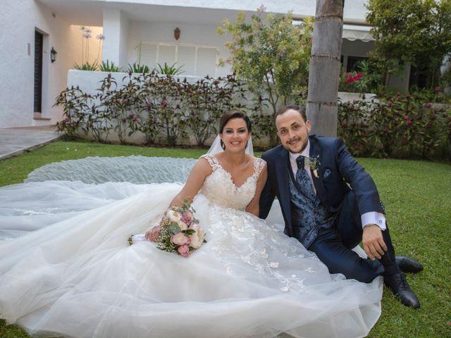 La boda de Ángel y Rocío en Coin, Málaga 51