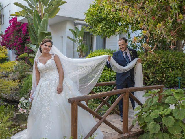 La boda de Ángel y Rocío en Coin, Málaga 55