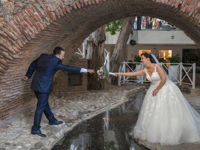 La boda de Ángel y Rocío en Coin, Málaga 60
