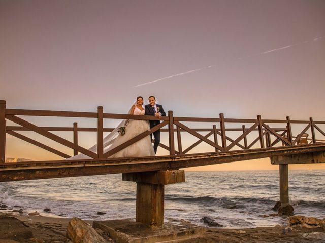 La boda de Ángel y Rocío en Coin, Málaga 63