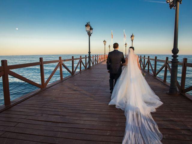 La boda de Ángel y Rocío en Coin, Málaga 69