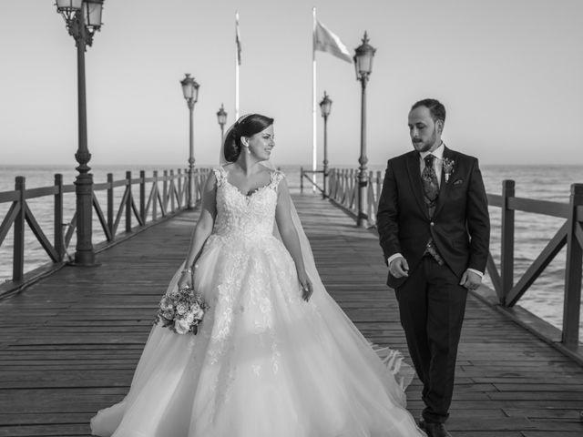 La boda de Ángel y Rocío en Coin, Málaga 70