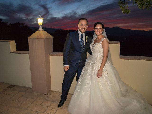 La boda de Ángel y Rocío en Coin, Málaga 72