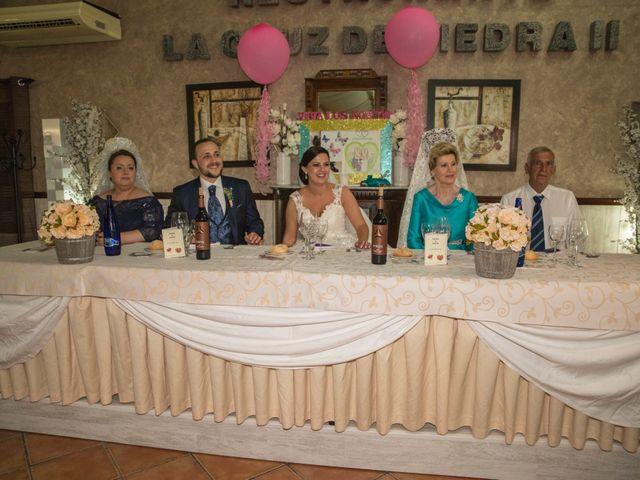 La boda de Ángel y Rocío en Coin, Málaga 74
