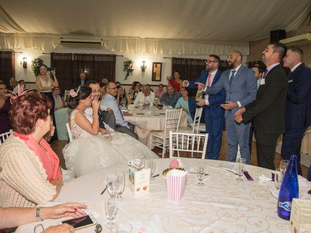 La boda de Ángel y Rocío en Coin, Málaga 75
